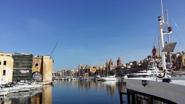 Vittoriosa Marina. Photo: Roderick Domanc