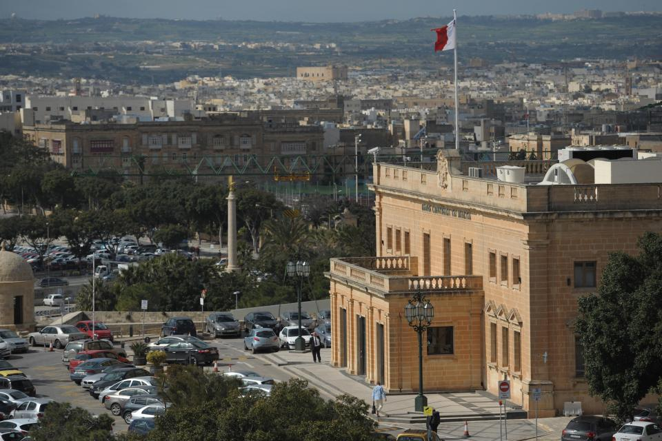The Central Bank of Malta has revised down its economic forecast for 2020. Photo: Matthew Mirabelli