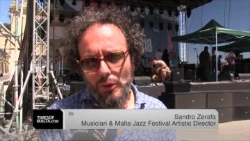 'Untainted by cultural philistinism'... Malta Jazz Festival kicks off