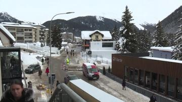 Davos business have heyday as rents ascend to heavenly heights