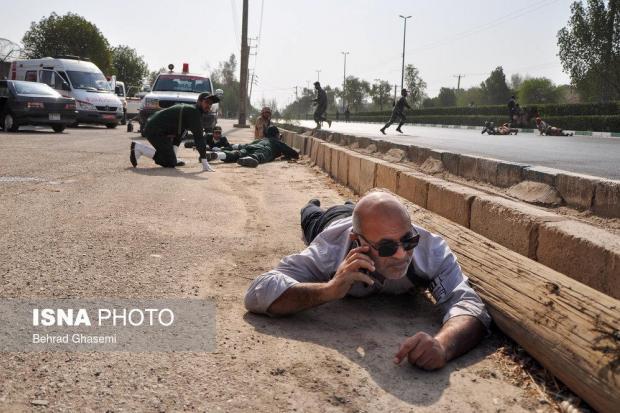 ISNA/Iranian Students' News Agency/Social Media/via Reuters.