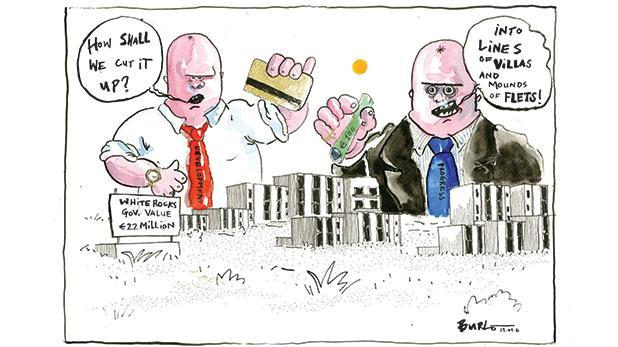 Cartoon: Burlo'