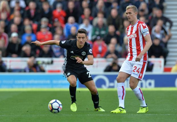 Ander Herrera has struggled for first-team football at Man. United.