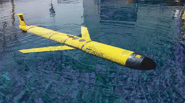 The new generation of sea gliders offers an innovative way to observe and monitor the sea.