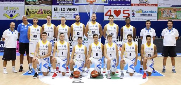Orlandina Basket will be travelling to Malta for a training camp at Ta' Qali.