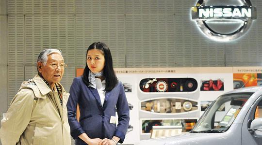 Nissan motor recalls nearly 540 000 vehicles worldwide for Nissan motors customer service