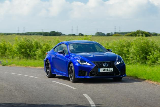 Has a refresh revitalised the Lexus RC F?