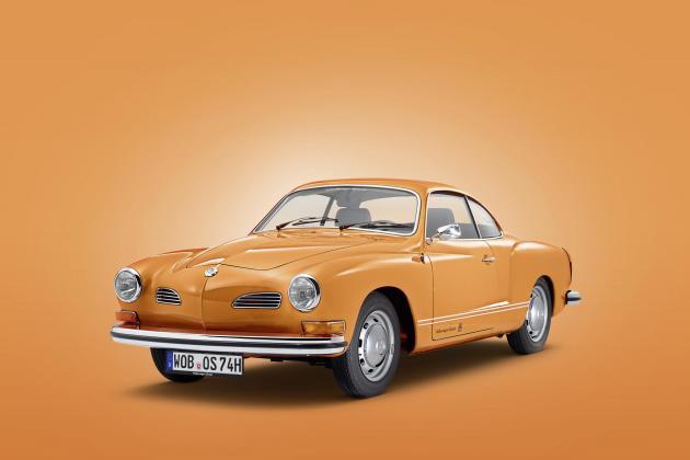 VW Classic showcases Italian elegance