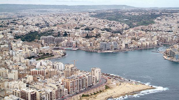 It has been estimated that by 2030, the total number of people in Malta on a daily basis will be 835,000. Photo: viewingmalta.com
