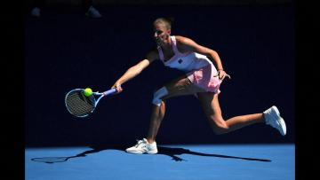 Watch: Pliskova slays Serena to set up Osaka semi-final | Video: AFP