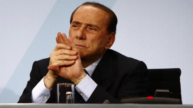 Silvio Berlusconi. Photo: Shutterstock