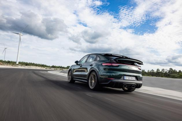 Porsche posts record-breaking sales in first half of 2021