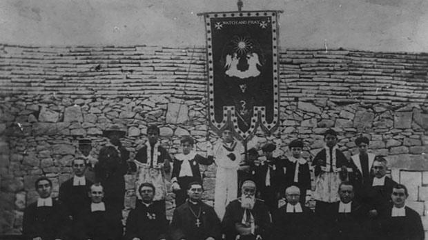 Sliema community 1913.
