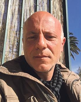 Journalist Carlo Bonini: He will be in Malta for a movie screening and discussion on April 21.