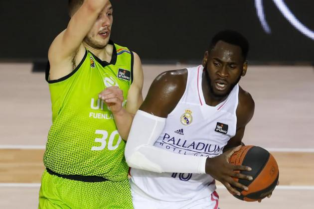 EuroLeague: Real with last chance as Efes undefeated ahead of Game Three