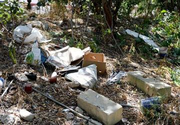 Wied Blandun waste shows 'lack of civic responsibility'