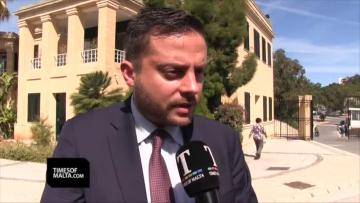 The Gżira mayor's favourable reaction to the new Midi plans. Video: Chris Sant Fournier