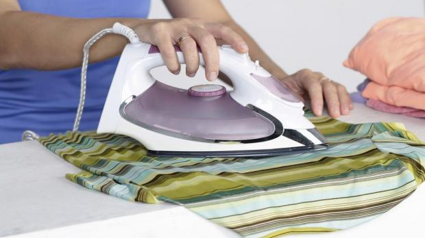 The least popular tasks for both sexes were ironing and toilet cleaning.