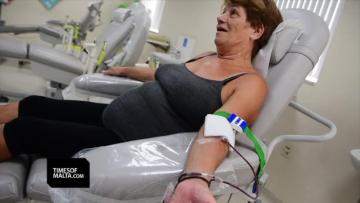 New blood donation equipment will test for imported viruses, allow more blood donations