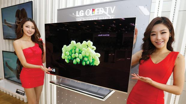 new super-thin tv from lg