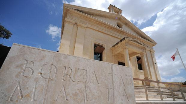 Malta Stock Exchange, Valletta: The likely revival of new listed bond issuance is important since it provides local investors with much-needed alternatives for investing their savings in a diversified manner. Photo: Matthew Mirabelli