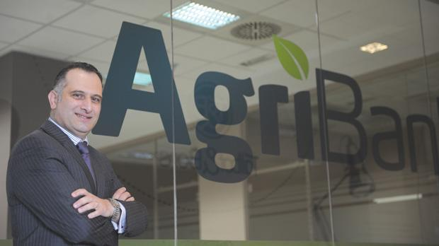 Chief executive Roderick Psaila says Agribank will pursue a low-risk model and will not run currency, interest rate, or maturity risk. Photo: Jason Borg