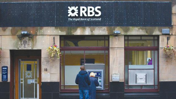Banks such as RBS insist that they are keen to lend to solid businesses. The problem is that firms lack confidence to invest at a time when there is ongoing weakness in the eurozone, Britain's main export market. Photo: Reuters