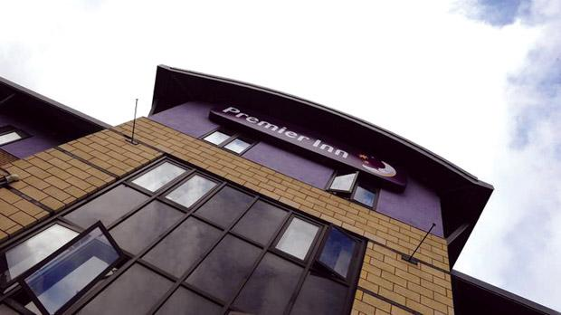 Whitbread has performed strongly through the economic turndown as customers trade down to its more affordable Premier Inn hotel rooms. Photo: Reuters