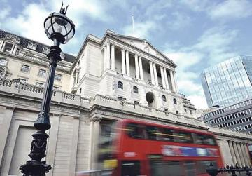 It is proposed that a reformed SONIA replaces LIBOR, to be overseen by the Bank of England. Photo: Reuters
