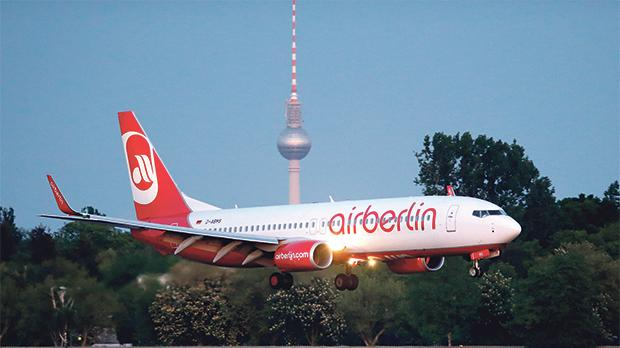 Lufthansa leading Air Berlin asset race amid carve-up claim