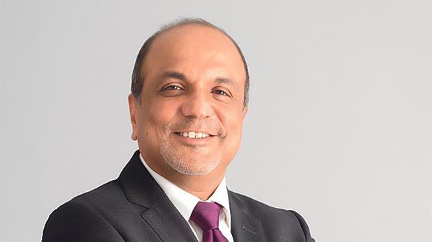 Deepak Padmanabhan, the new CEO of SmartCity Malta