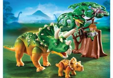 Exploring prehistory with playmobil - Dinosaur playmobile ...
