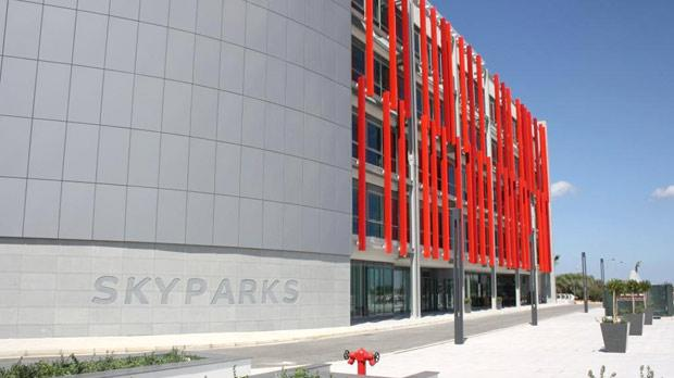 Sky Parks business centre is currently preparing for its official launch towards the end of the month.