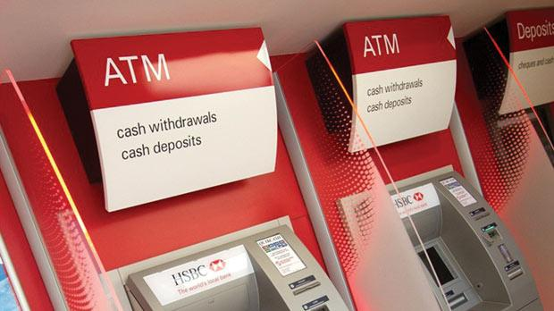 Four next-generation ATMs have recently been installed to bring the total to 34.