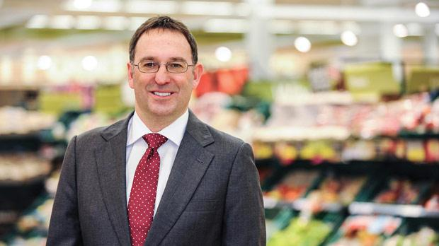 Tesco's new UK managing director Chris Bush. Tesco, the world's third largest retailer, showed that its turnaround plan was starting to work as it posted its highest sales growth in three years over the highly competitive Christmas period. Photo: Reuters