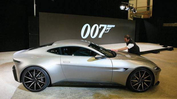 Aston Martin Seeks To Raise Funds For New Models - Aston martin new england