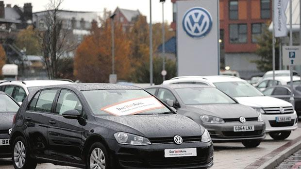 Vw S European Car Sales And Market Share Slip After