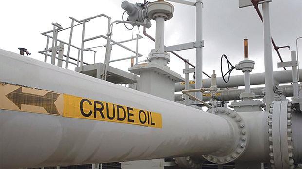 Oil trade near $46 as USA crude use grows, Russian Federation optimistic