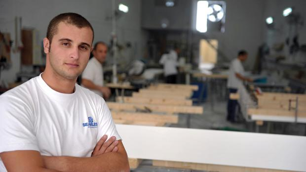 Kenneth Mallia has tapped almost every funding scheme available through Malta Enterprise to grow his business. Photo: Jason Borg