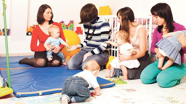 Mothers who take part in group singing sessions recover better from post-natal depression. Photo: Shutterstock.com