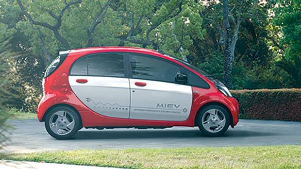 Mitsubishi I Miev The Ideal Electric Car