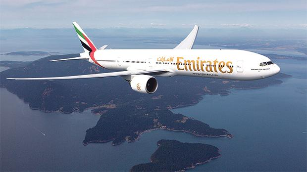 From March Emirates will fly daily to Newark US via Athens
