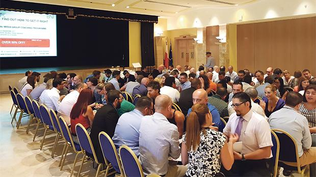 Speed dating in malta