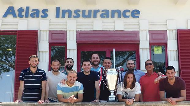 Atlas Insurance wins league again