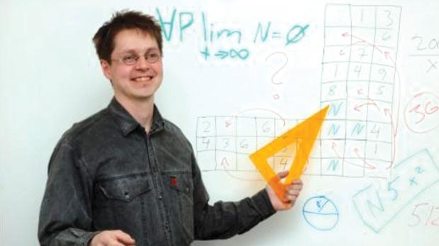 Mathematician Arto Ankala has created an11-star-difficulty rating sudoku.