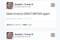 Fake Donald Trump tweets are new sensation in China
