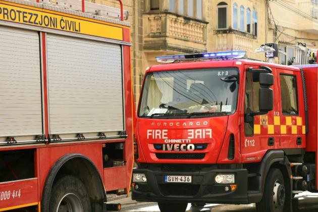 Man seriously injured in Birkirkara house blaze