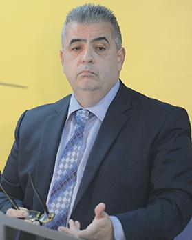 Michael Falzon resigned as parliamentary secretary on the same day the NAO report was published but continued to deny any wrongdoing. Photo: Matthew Mirabelli