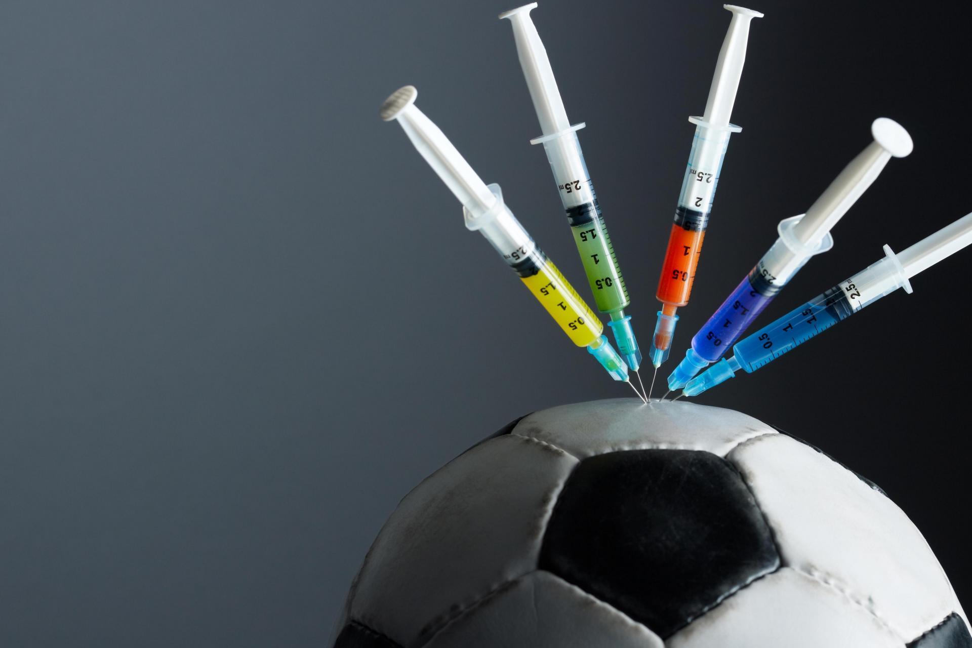 Watch: Doping in Football (ARTE)