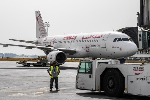 Tunisia fires head of national airline, month into job